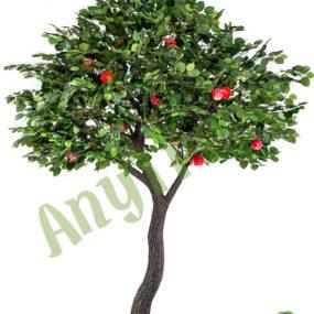 Искусственное дерево Яблоня в ареду